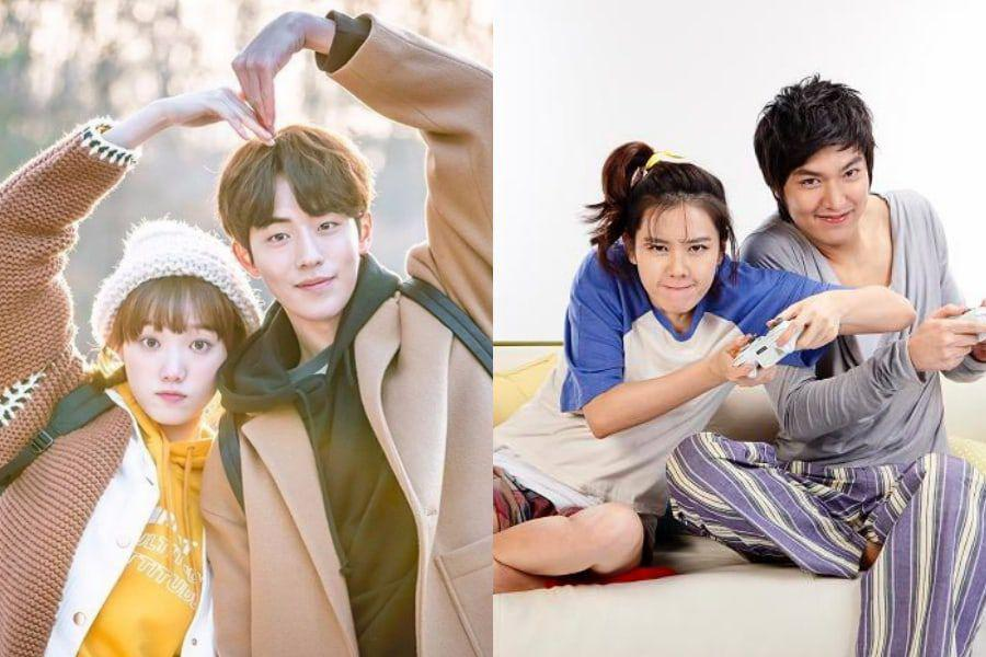 8 K Drama Couples That Successfully Make It Out Of The Friend Zone