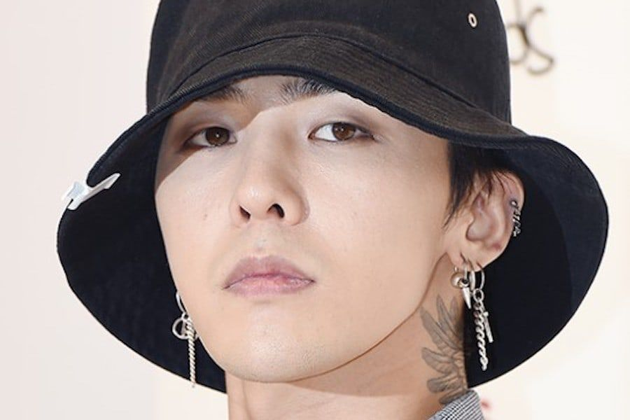G-Dragon's Military Discharge Location Changed Due To Safety Concerns