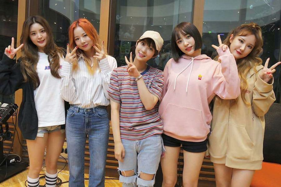 EXID Gives An Update On Solji And Her Efforts To Learn