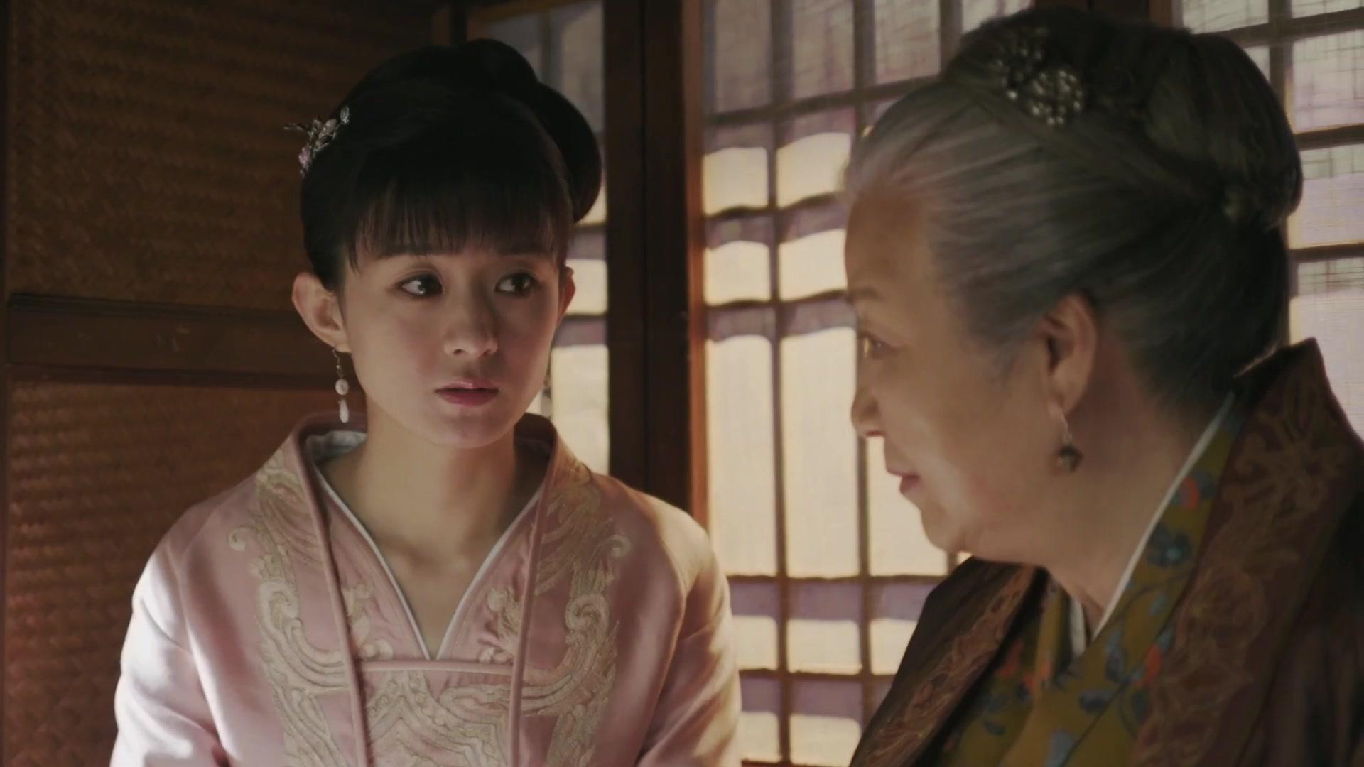 The Story of Ming Lan Episode 37
