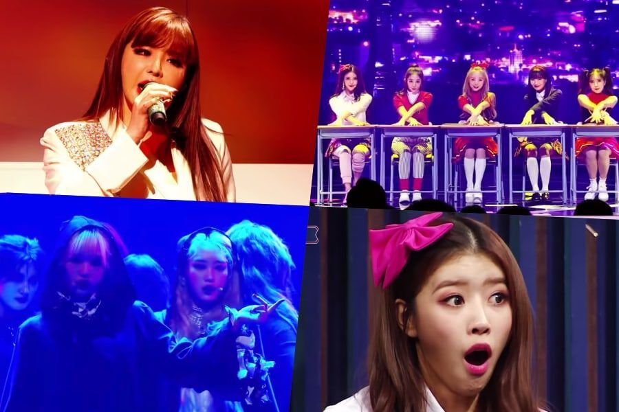 """Watch: """"Queendom"""" Contestants Gear Up For Final Round In Thrilling Preview"""