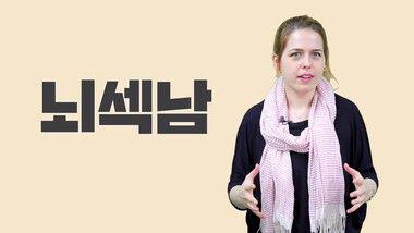 TalkToMeInKorean Episode 181: Korean Buzzwords - 뇌섹남 [TalkToMeInKorean]