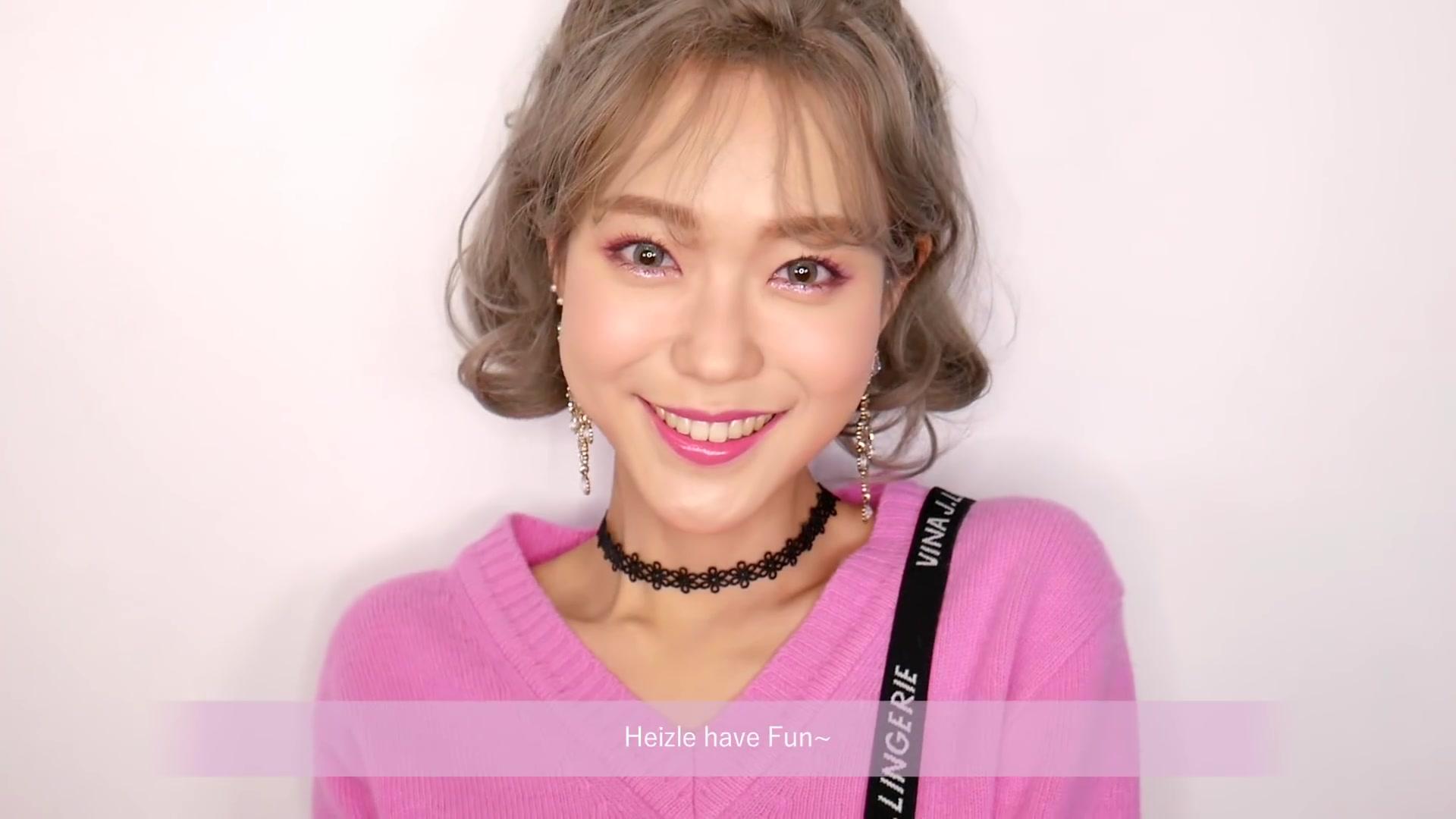 DIA TV Original: Heizle Episode 69: Red Velvet Bad Boy 'Yeri' Make-up [Heizle]