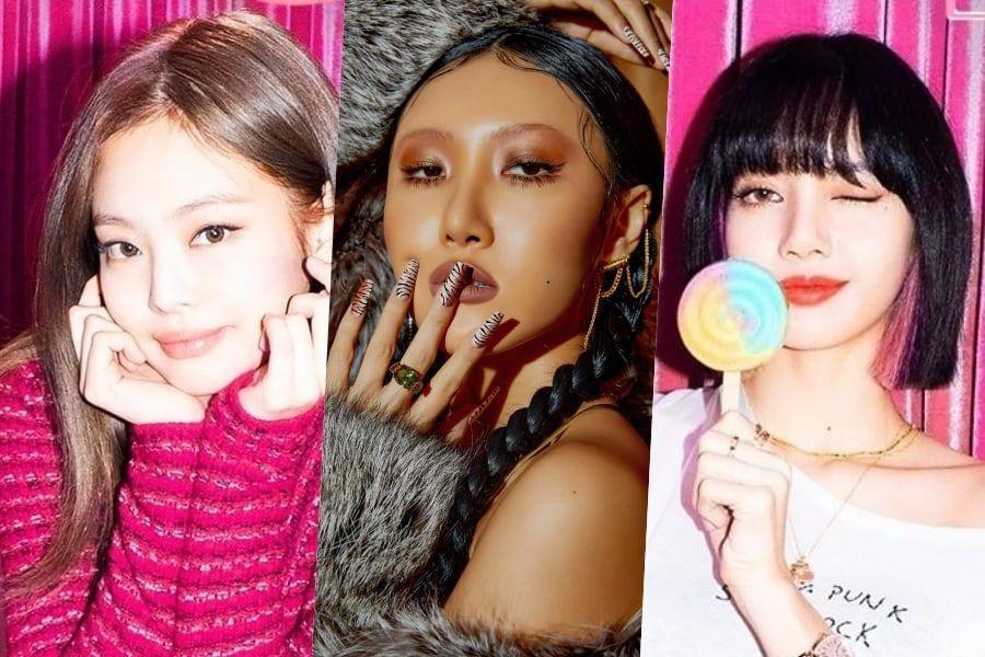 November Girl Group Member Brand Reputation Rankings Announced
