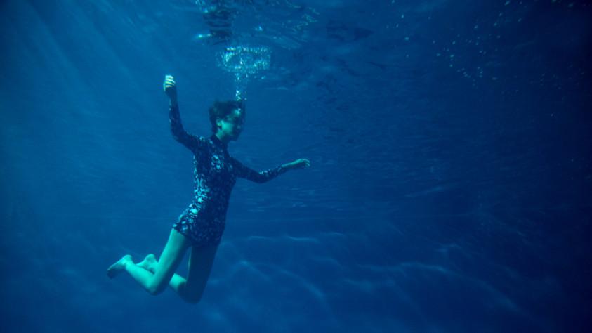 Underwater Dog Days
