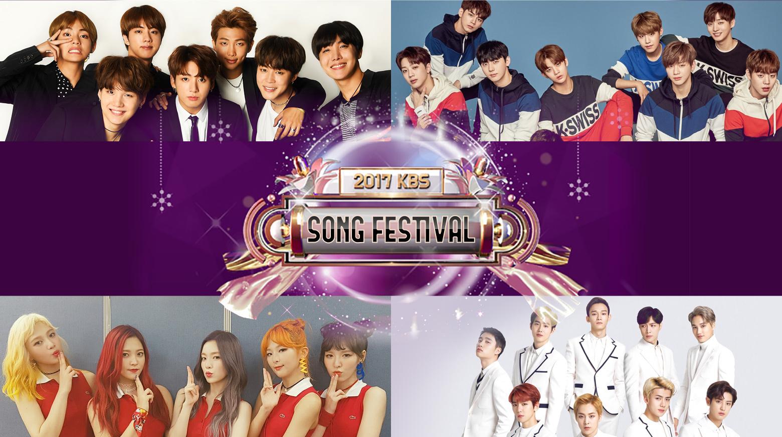 Festival da Canção da KBS 2017