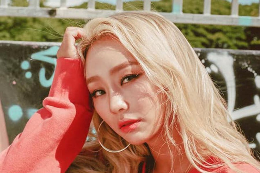 "Listen: Hyolyn Surprises With Preview Of New Single ""Bae"""