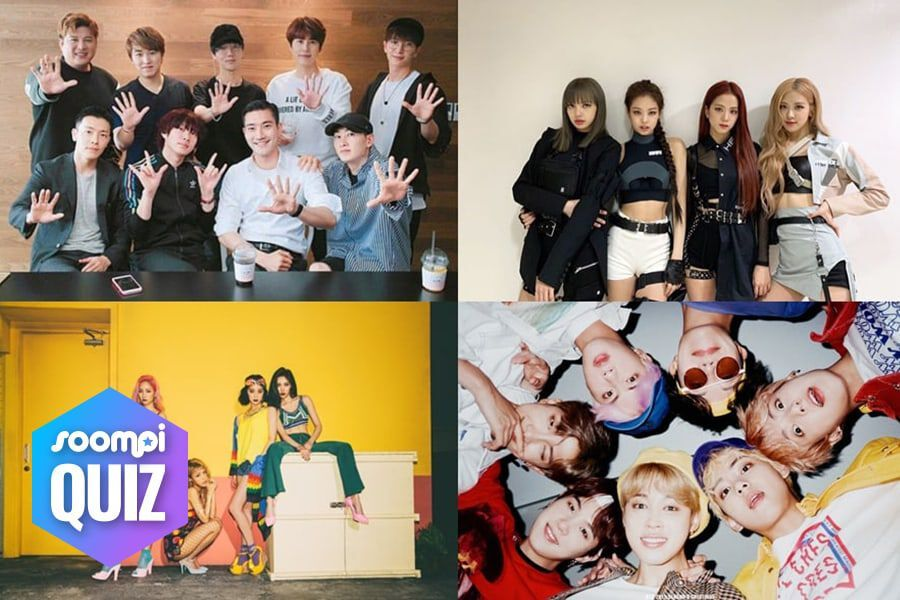 QUIZ: Can We Guess Which Idol Generation Sparked The Start Of Your K