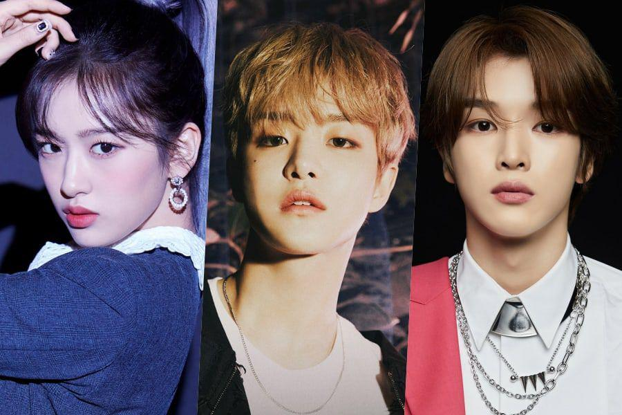 "IZ*ONE's An Yu Jin, TREASURE's Jihoon, And NCT's Sungchan Confirmed As New ""Inkigayo"" MCs"