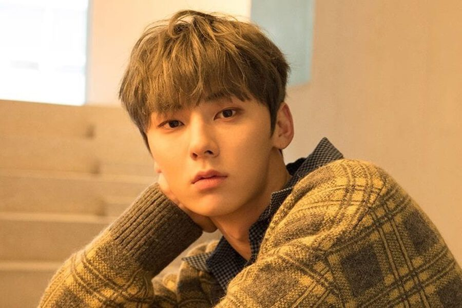 NU'EST's Hwang Min Hyun Returns To Instagram With 1st Post In A Year And A Half