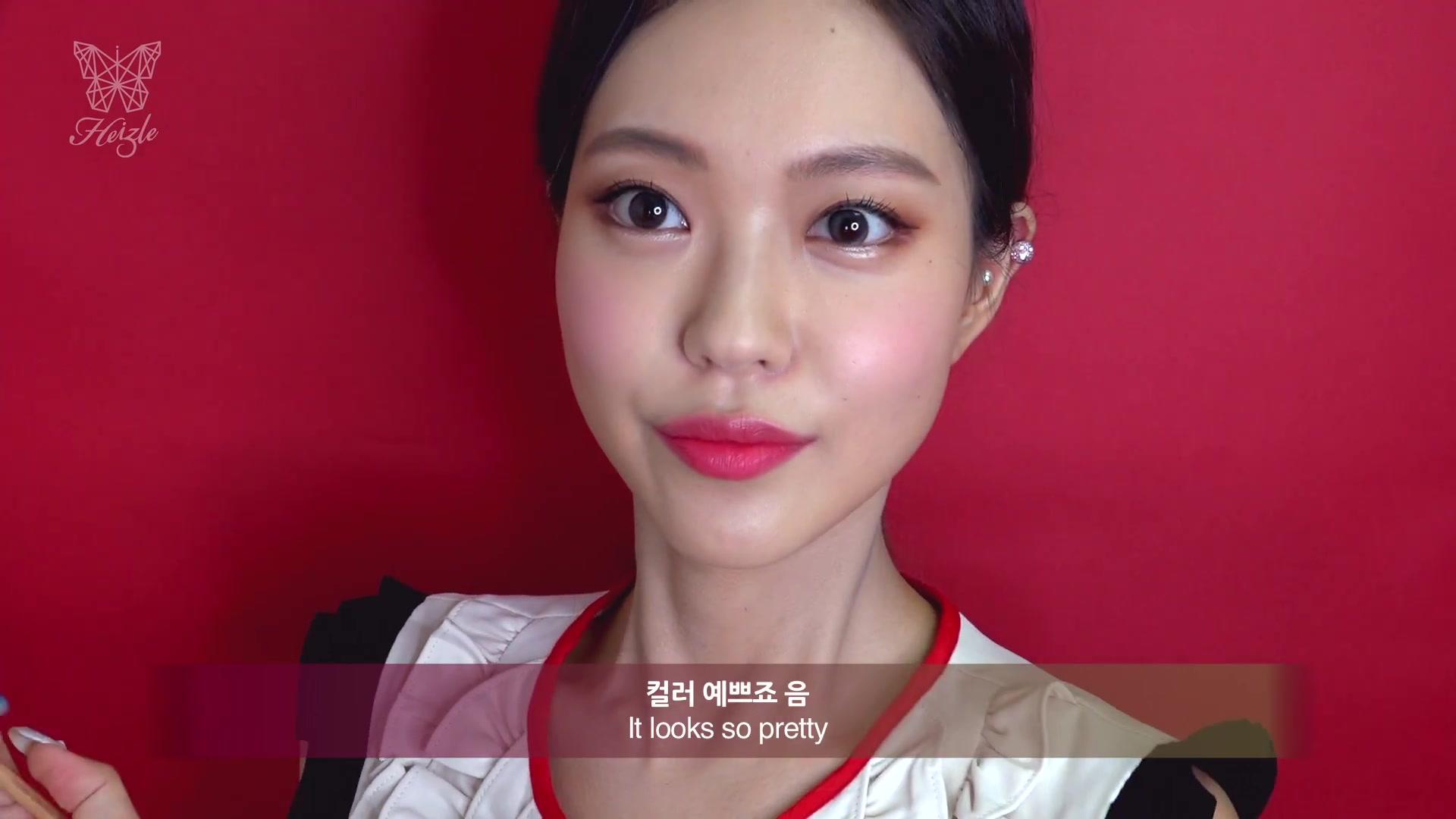 Episode 43: Apink's Son Na Eun Cover Makeup: DIA TV Original: Heizle