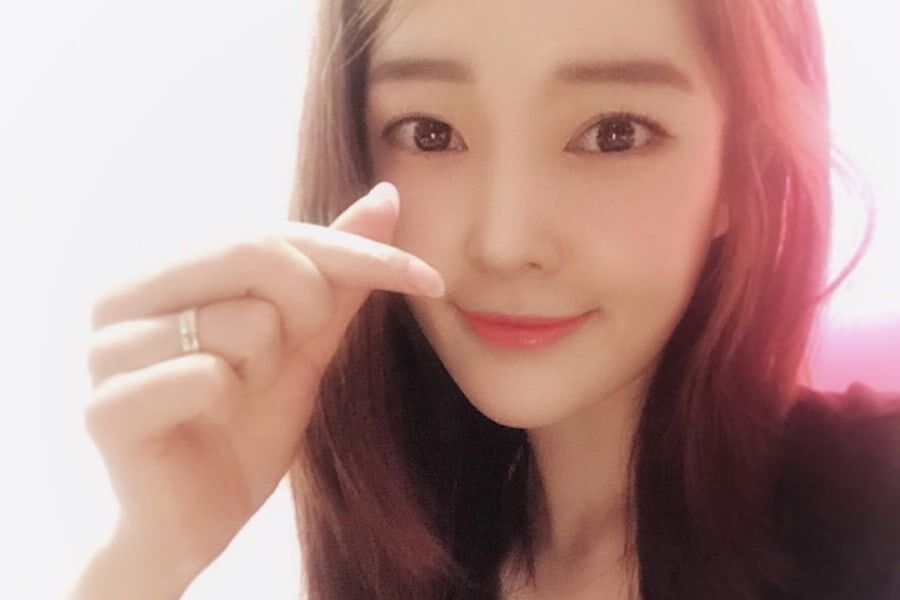 Former T-ara Member Han Areum Announces Marriage