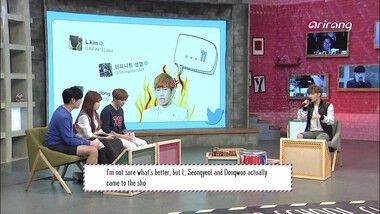 INFINITE Members Show Their Support for Sungkyu: After School Club