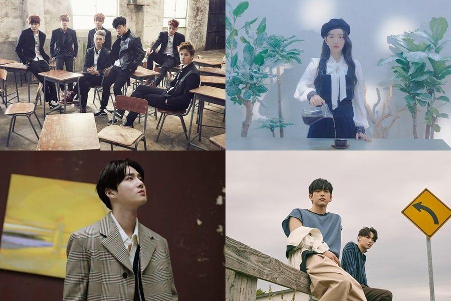 11 K-Pop Songs From Idols Who've Tried Rock Genre