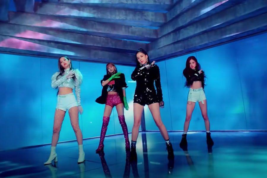 "BLACKPINK's ""DDU-DU DDU-DU"" Becomes 1st K-Pop Group MV To Surpass 1.5 Billion Views"
