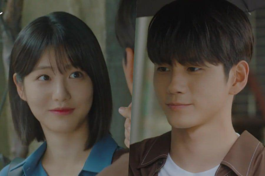 Find Out What Ong Seong Wu Gave Shin Ye Eun in The Pilot Episode Teaser for More Than Friends