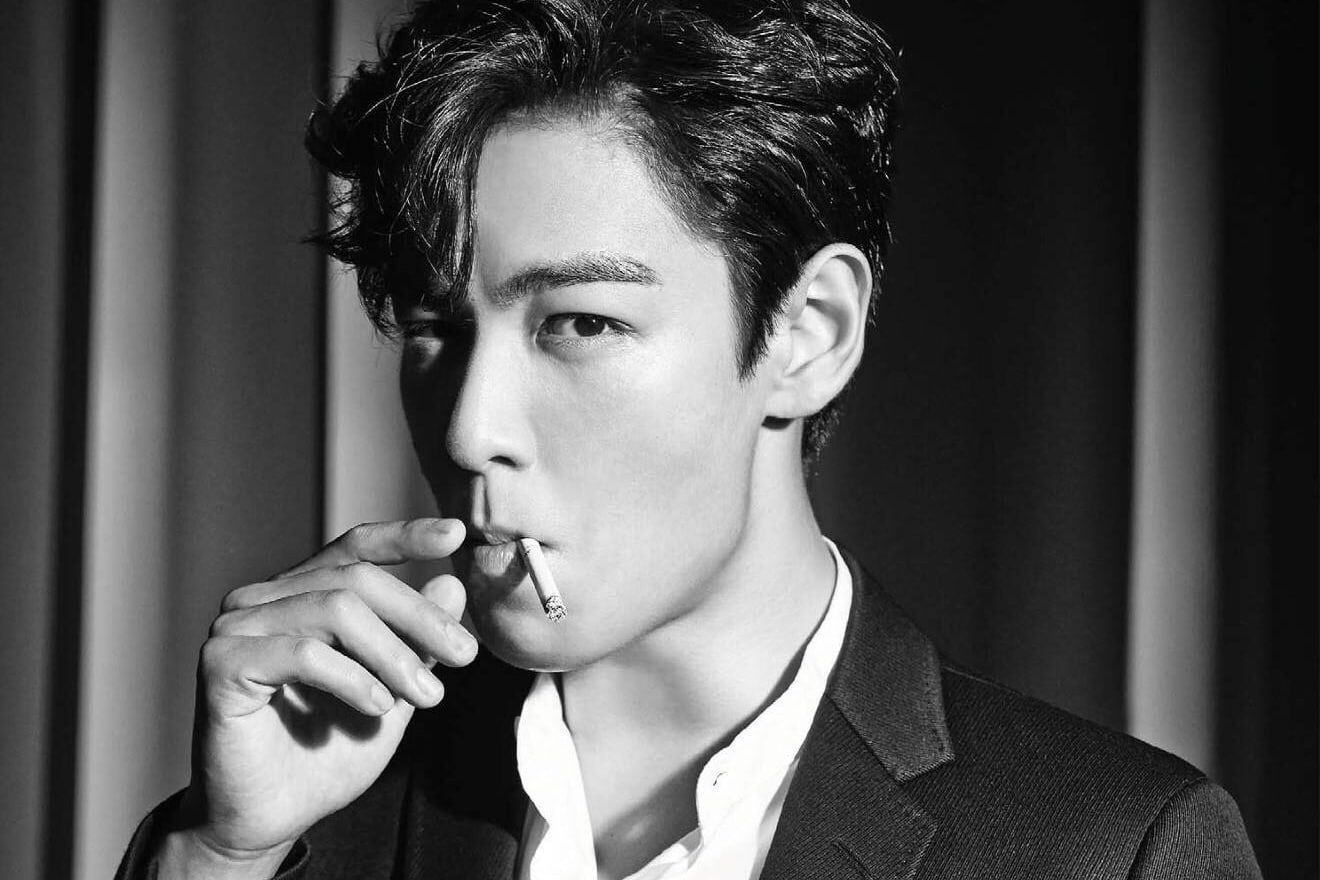 BIGBANG's T.O.P Returns To Instagram After 1 Year And 6 Months