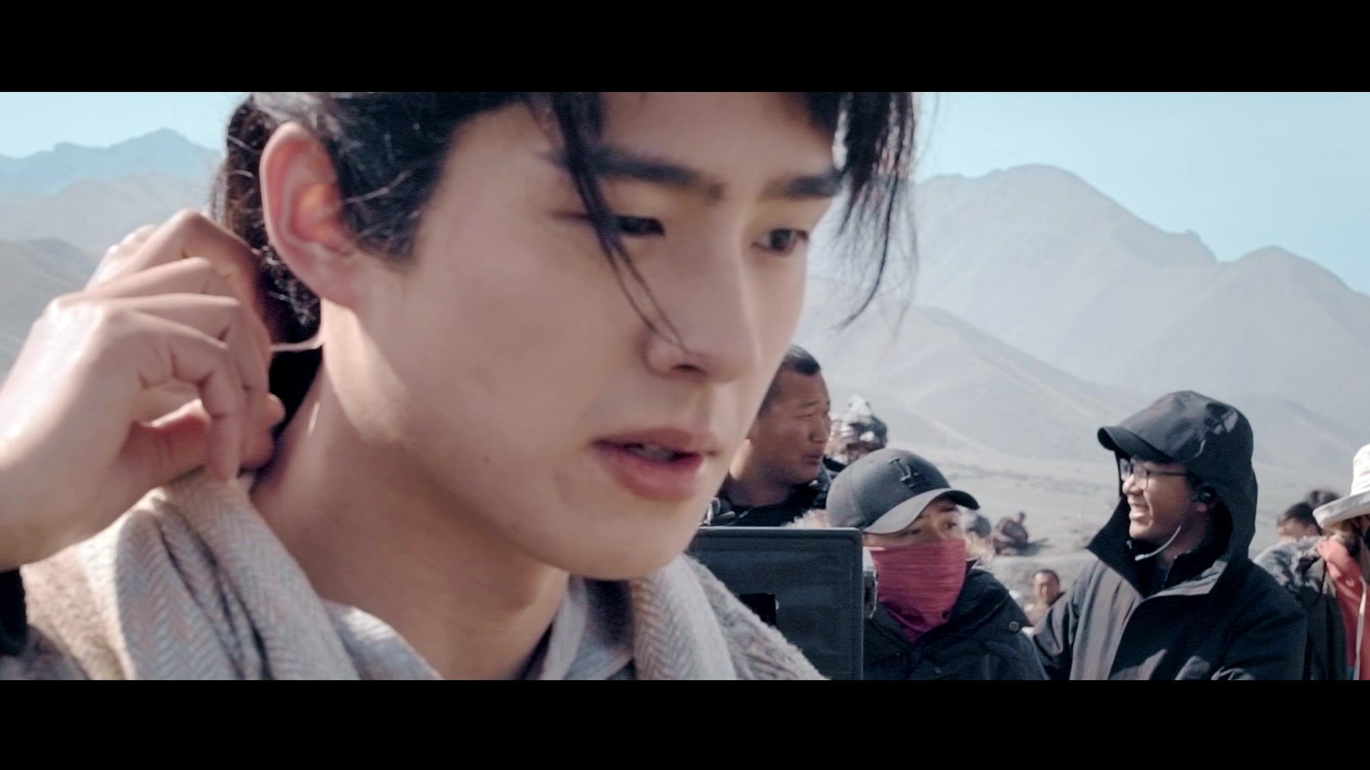 Behind the Scenes: Liu Haoran Special: Novoland: Eagle Flag