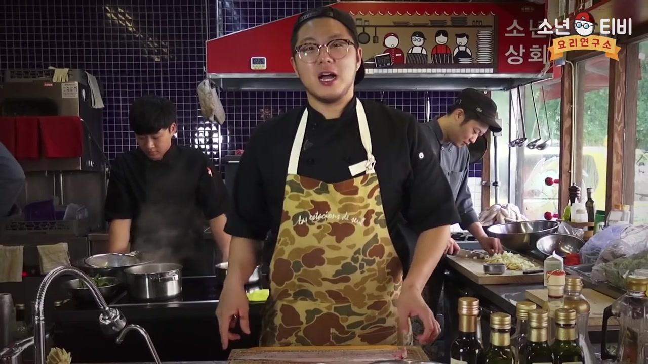 DIA TV Original: Chef Chae's Kitchen Episode 1: Seasoned Grilled Eel Pasta