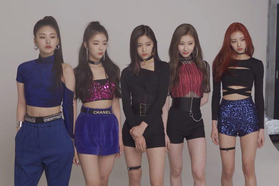 Watch Itzy Reacts To Seeing Dalla Dalla Mv For 1st Time