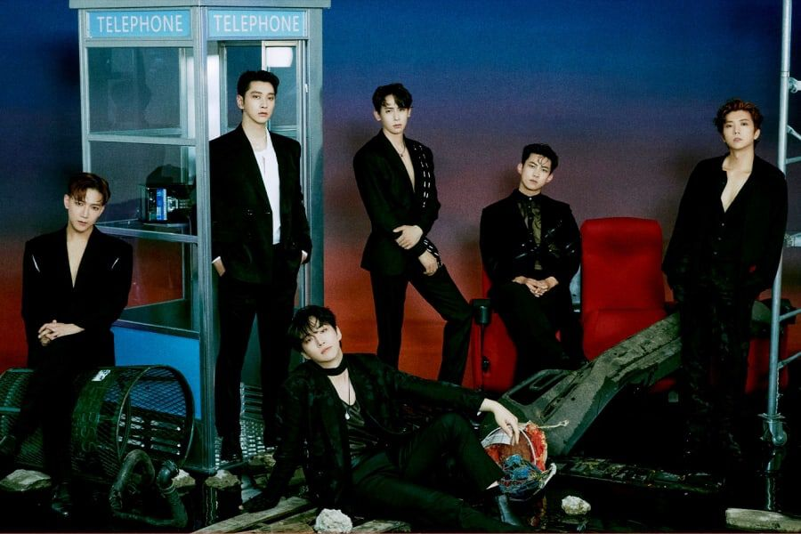 """2PM Breaks Their Own 1st-Week Sales Record With """"MUST"""""""