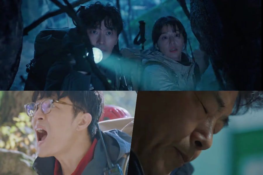 """Watch: Jun Ji Hyun, Joo Ji Hoon, Sung Dong Il, And More Have Just 30 Hours To Save A Life In """"Jirisan"""" Preview"""