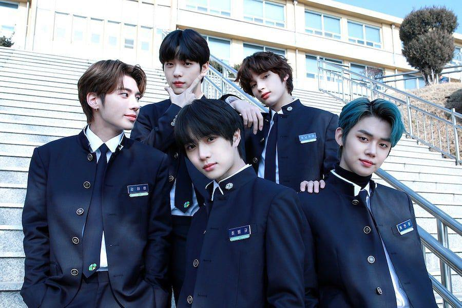 "Listen: TXT Gifts Fans With Gorgeous Cover Of Ariana Grande's ""Thank U, Next"""