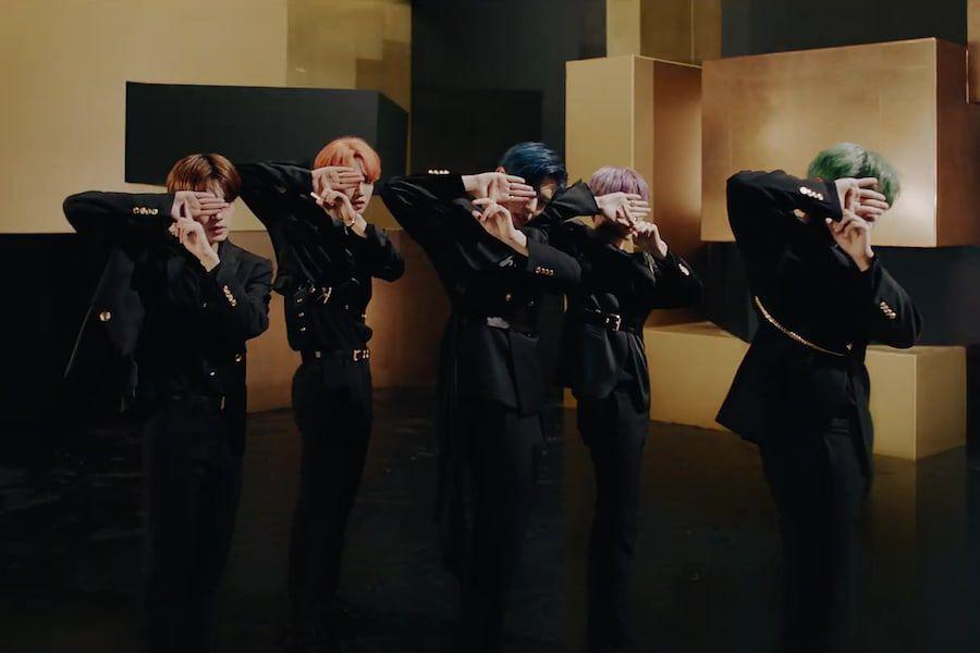 """Watch: AB6IX Is """"BLIND FOR LOVE"""" In MV For Sophisticated 1st Comeback"""
