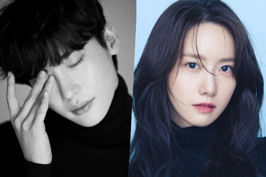 Lee Jong Suk And Girls' Generation's YoonA Confirmed To Star In New Drama
