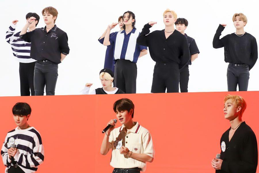 """Watch: Stray Kids Performs New Track """"Thunderous"""" And Covers DAY6's """"I'll Try"""" On """"Weekly Idol"""""""
