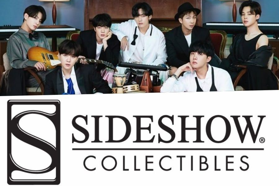 Collectibles Company Sideshow Announces Collaboration With BTS
