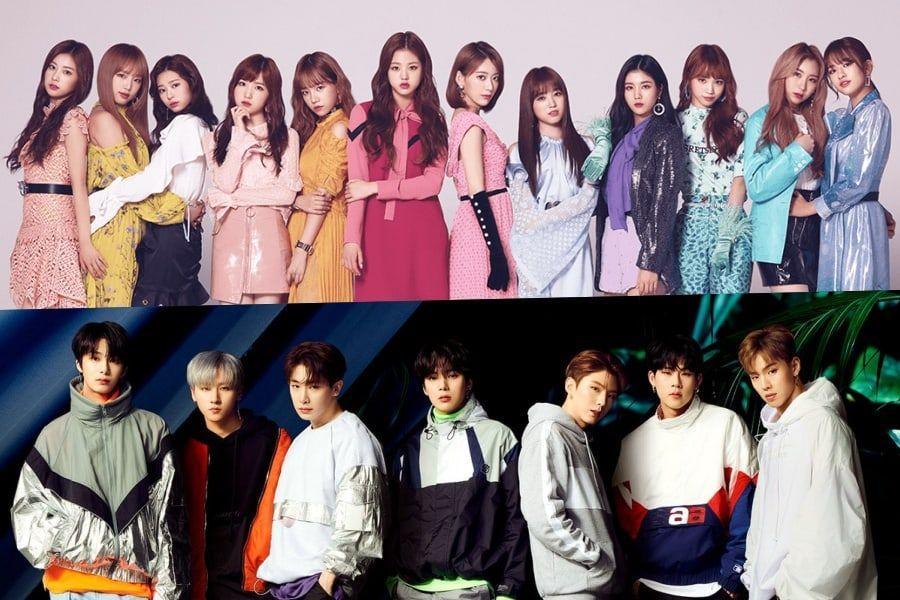 IZ*ONE Goes Platinum In Japan With Debut Single | Soompi