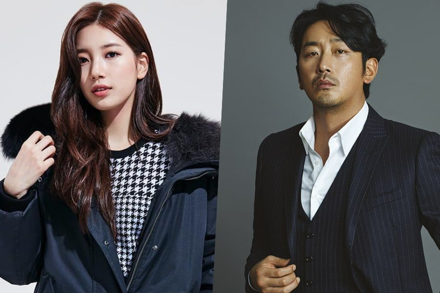 Suzy In Talks To Play Ha Jung Woo's Wife In Upcoming Star-Studded Film