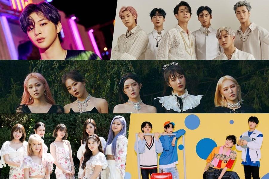 2020 Gangnam Festival K-Pop Concert Announces Lineup