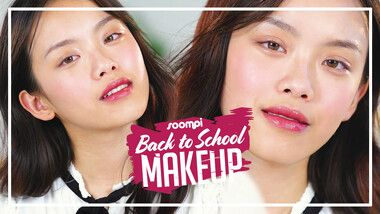 Style by Soompi Episode 7: 3-Minute Blushed Makeup | Back-to-School