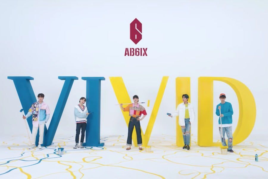 "Update: AB6IX Shares Colorful Group Concept Trailer For ""VIVID ..."