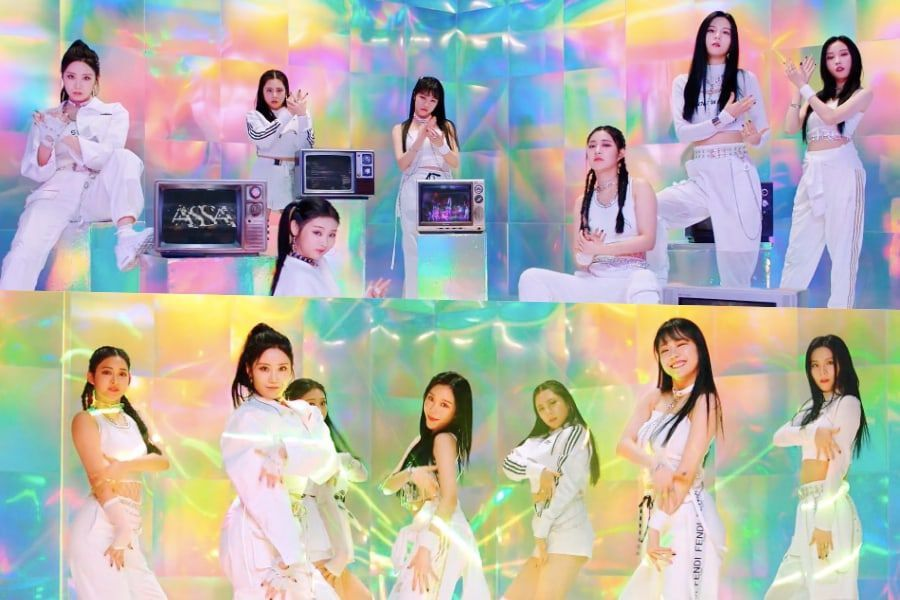 "Update: cignature Shares Vibrant MV Teaser For ""ASSA"" Comeback"