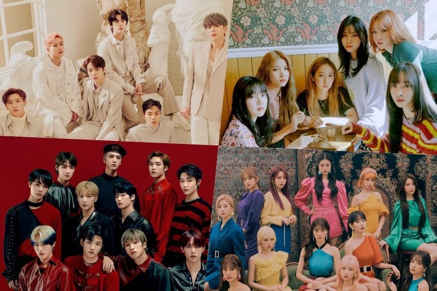 KCON:TACT 2020 Announces 1st Lineup Including MONSTA X, GFRIEND, The Boyz, IZ*ONE, LOONA, + More