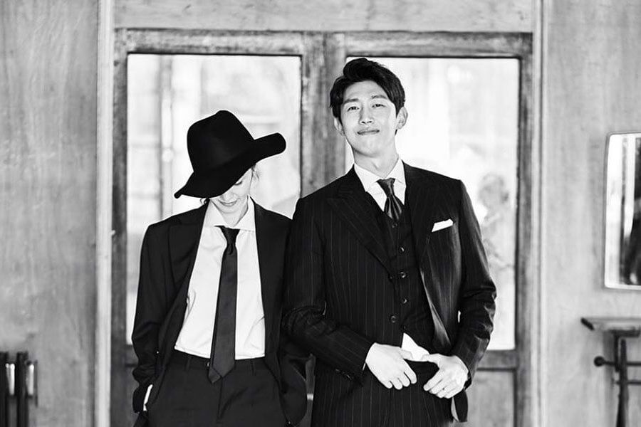 Kang Ki Young Ties The Knot In A Private Wedding Ceremony