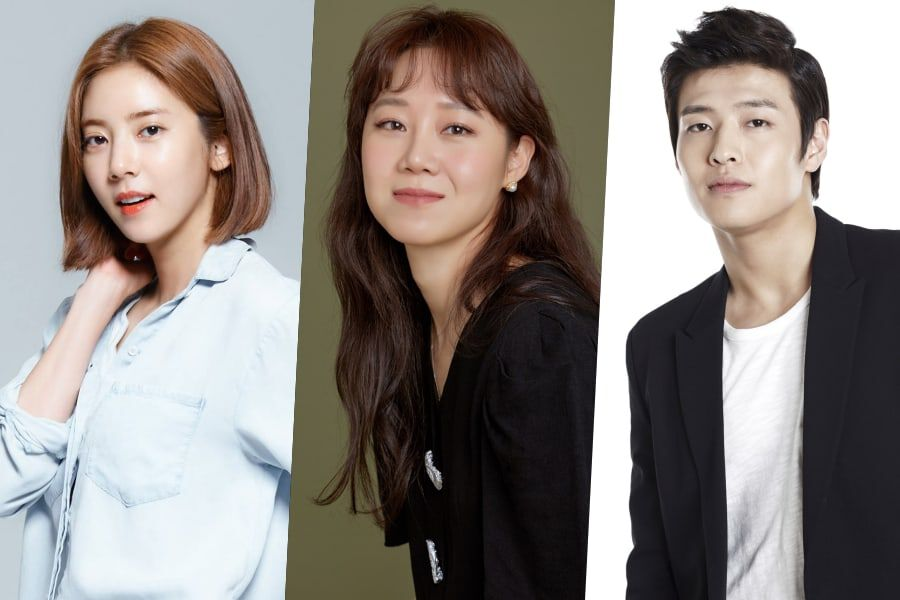 "[K-Drama]: Son Dam Bi will be joining Gong Hyo Jin and Kang Ha Neul in KBS2's upcoming drama ""When the Camellia Blooms"""