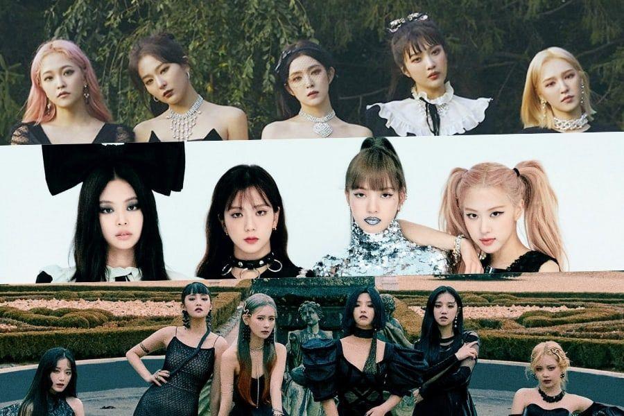 April Girl Group Brand Reputation Rankings Announced