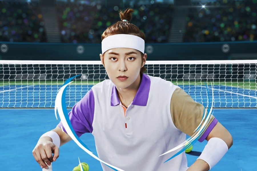 EXO's Xiumin To Star In New Web Variety Show About Tennis