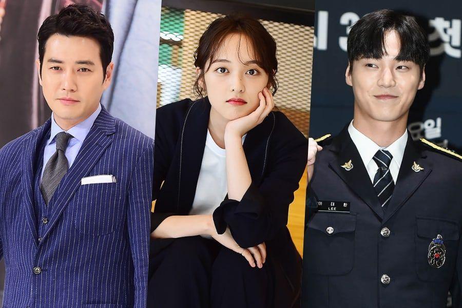 Joo Sang Wook, Kim Bo Ra, Lee Tae Hwan, And More Confirmed For Upcoming Romantic Comedy