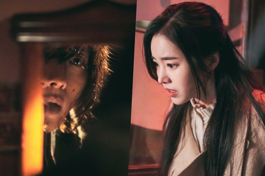 """Jang Ki Yong y Jin Se Yeon se quedan sin palabras por lo que ven en """"Born Again"""""""