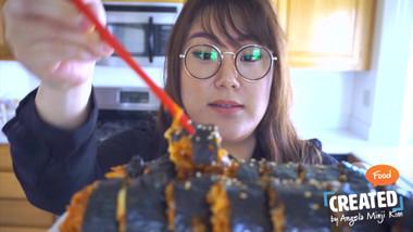 Viki ID Episode 1: How to Make Sinjeon Cheese Kimbap