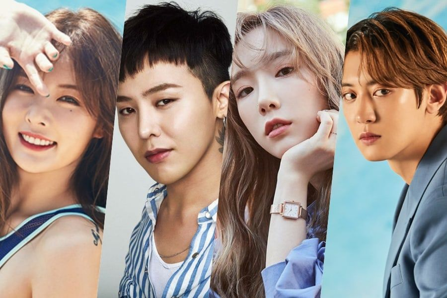 10 K-Pop Stars Who Have Meaningful Tattoos