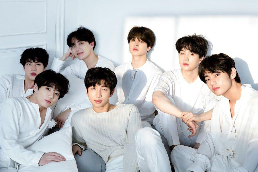 Bts Named Variety S 2019 Group Of The Year Soompi