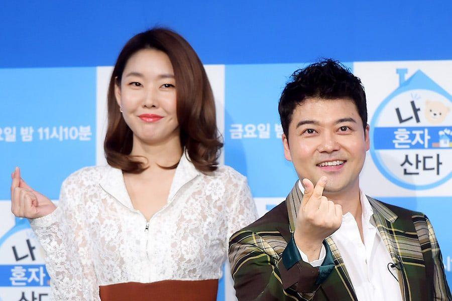 """Jun Hyun Moo și Han Hye Jin Break Up + Planuri de dezvăluire pentru """"Eu trăiesc singuri"""""""