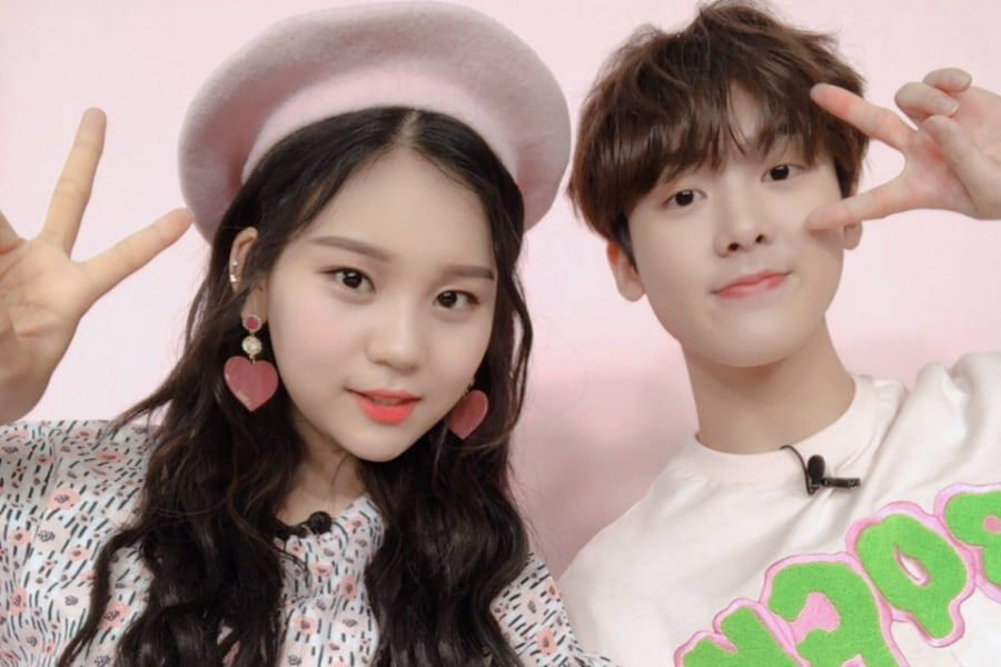 ASTROâs Sanha Tells Cute Story Of Why He Called GFRIENDâs Umji âHyungâ