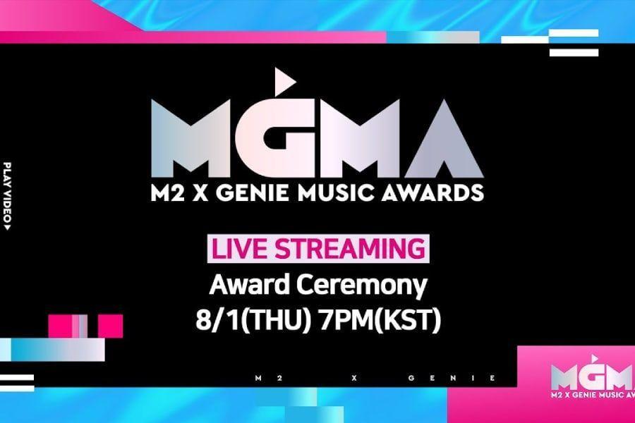 Watch Live: The 2019 M2 X Genie Music Awards | Soompi